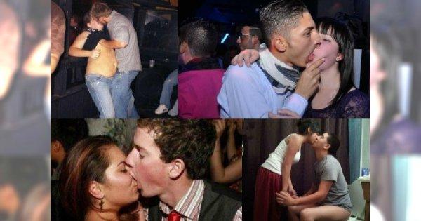 Najgorsze pocałunki EVER! Takich koszmarnych wpadek nie życzymy nikomu