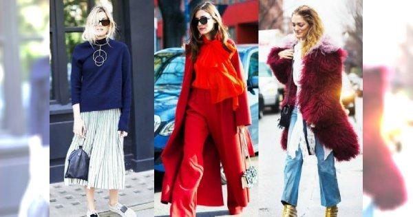 Wiosenne inspiracje stylowych outfitów - Sięgnij po najnowsze trendy Street Style z Fashion Week 2016