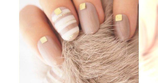 Beżowe Paznokcie Nude 20 Pomysłów Na Cielisty Manicure Dla