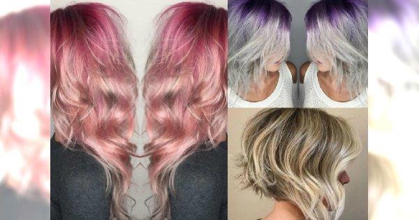 Fryzury choppy - idealne fryzury zwiększające objętość włosów