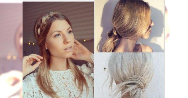 Szybkie fryzury na każdy dzień tygodnia - Zaskakuj wyjątkowym wyglądem na co dzień z tymi propozycjami