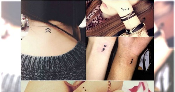 Mikrotatuaże Malutkie Tatuaże Których Prawie Nie Widać 40