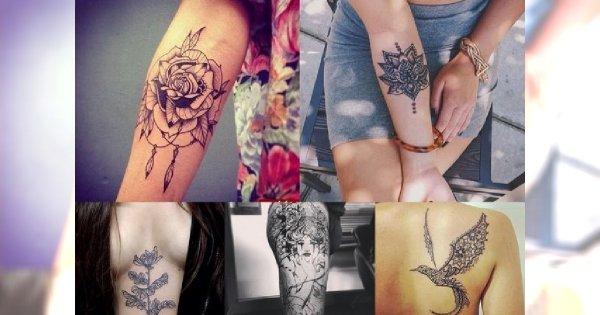 Galeria Tatuażu 2017 Garść Najlepszych Inspiracji