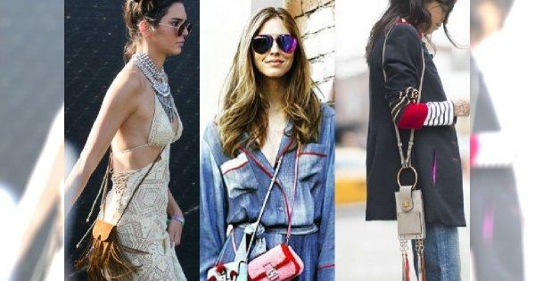 Trendy na lato 2016: Celly Bag. Zobacz najgorętszą torebkę tego sezonu!