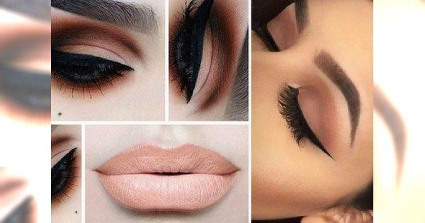Najgorętszy kolor sezonu: Brązowy makijaż oczu na wieczór