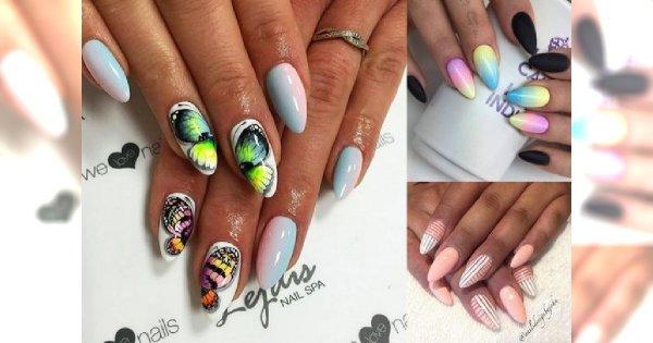 Czarujący Manicure 2016 Top 30 Inspiracji Dla Wymagających Kobiet