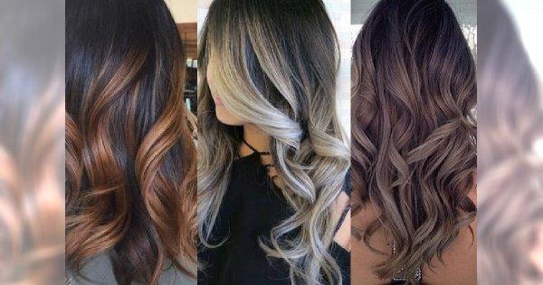 Ombre w najróżniejszych kolorach - wybierz swój ulubiony!
