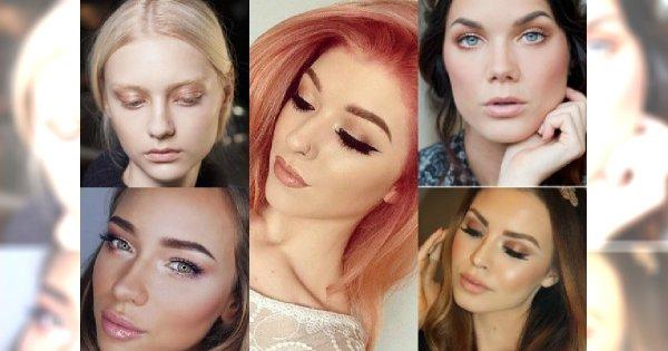 Makijaż, który każda dziewczyna powinna wykonać na lato 2016 - Rose Gold Make Up króluje!