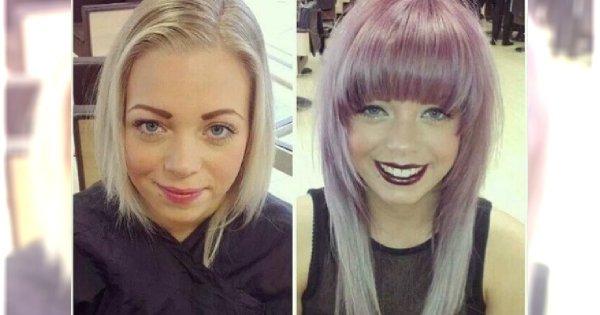 Przedłużanie Włosów Efekt Przed I Po Zobaczcie Najlepsze