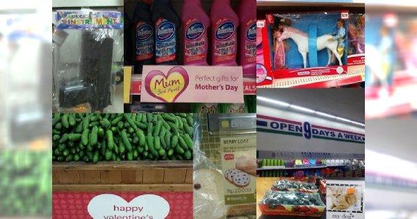 26 zaskakujących wpadek prosto z supermarketów i sklepowych półek! To teraz spróbujmy to zrozumieć...
