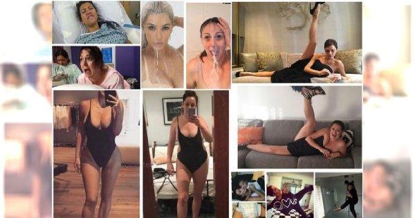 Kobieta odtwarza zdjęcia celebrytów! JEST GENIALNA! Jak się ma Photoshop i sława do rzeczywistości? SPRAWDŹCIE!