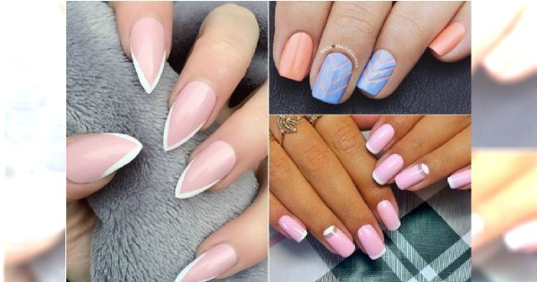 Manicure Na Lato Jasne Kolory Delikatne Wzorki Jak Lubicie
