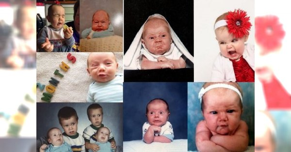 21 najbardziej nieudanych i najśmieszniejszych zdjęć z dziecięcych sesji zdjęciowych! UPS, chyba coś poszło nie tak!