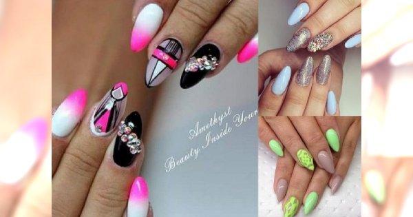 Pokochaj Najnowsze Trendy Manicure Galeria Trendów