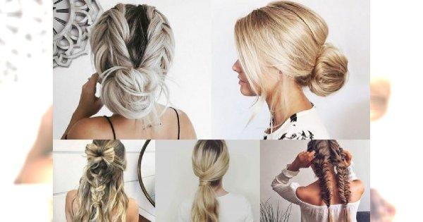 20 fryzur idealnych na Sylwestra! Przegląd dziewczęcych trendów!