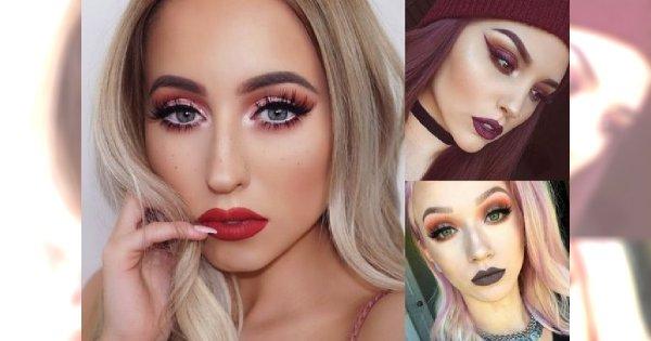 Jesienne trendy makijażu - 15 ekstra inspiracji!