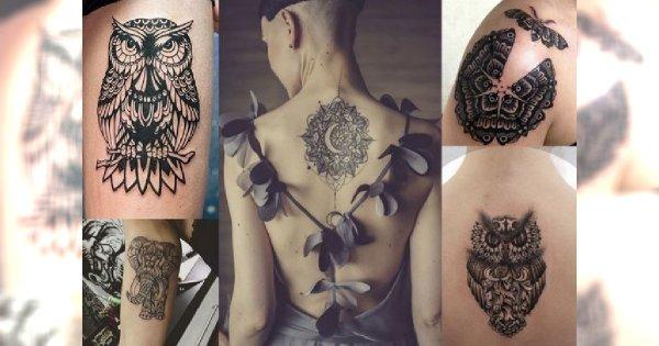 Tatuaże Które Pokochasz Od Pierwszego Wejrzenia Prawdziwe