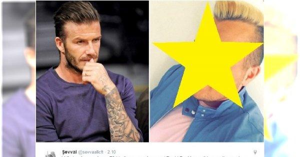 Nastolatek wydał fortunę, by upodobnić się do Davida Beckhama. Żałośniej chyba wyjść nie mogło...