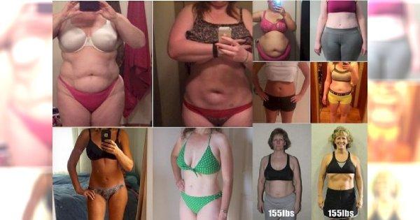 Te kobiety ważą tyle samo, a ich ciała wyglądają zupełnie inaczej! Spodziewałyście się tego?! Chyba jednak nie warto wzorować się na koleżankach...