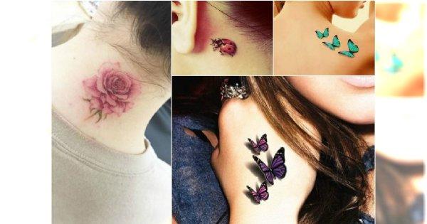 Małe Tatuaże 3d Zakochacie Się W Tych Wzorach