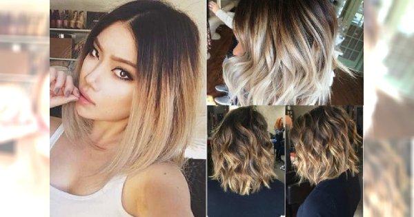 Ombre na krótkich włosach - czy to wyjdzie? Zobacz najciekawsze propozycje