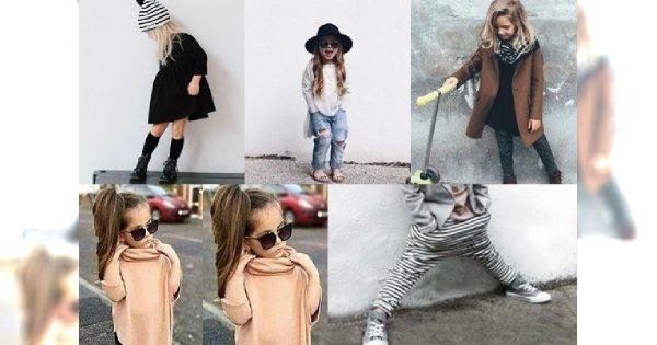 861485b728 Lekcja stylu od DZIECI! Dziewczynki ubrane lepiej niż niejedna kobieta.  Zainspiruj się lub znajdź stylizację dla ...