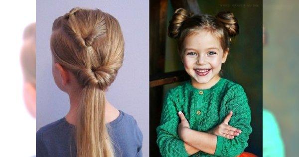 Najpiękniejsze fryzurki dla najmłodszych kobiet - znajdź wymarzone uczesanie dla Twojej córki lub siostry!