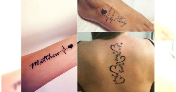 Tatuaże Dla Mamy Z Imieniem Dziecka Super Pomysły Na Uroczą Pamiątkę