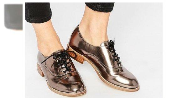Gorący trend: metaliczne buty! Zobacz nasze propozycje