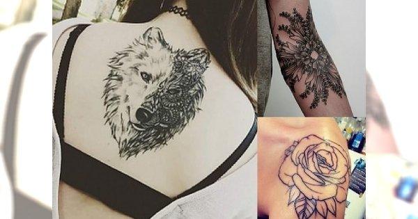 Te Tatuaże To Prawdziwe Perełki 18 Najnowszych Inspiracji