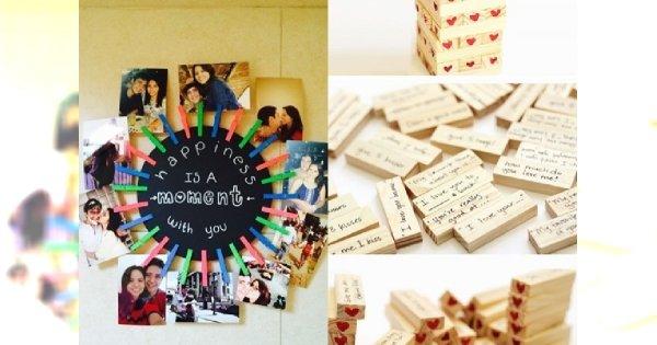 Do Walentynek już tylko miesiąc! Fantastyczne prezenty, na których przygotowanie będziesz potrzebować czasu