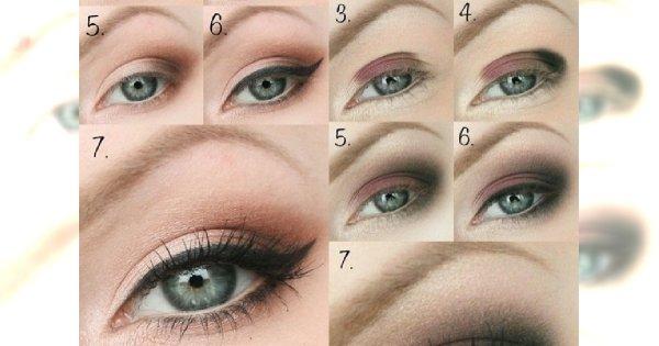 Krok po kroku - makijaże oka do wypróbowania każdego dnia. Odejmują lat i rozświetlają twarz