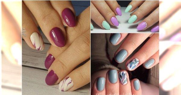 Hybrydy Na Wiosnę Wzory Lekkie I świeże 20 Pomysłów Na Nowy Manicure