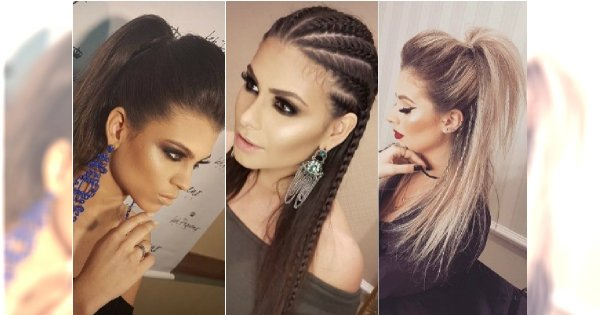 Fryzury Na Imprezę Modne Uczesania Dla Długich Włosów