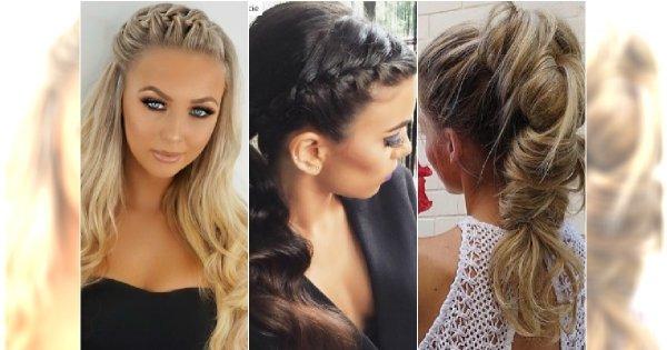 Fryzury Na Wesele Eleganckie Uczesania Długich Włosów