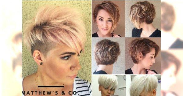 Modne fryzury krótkie, idealne na wiosenną metamorfozę