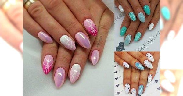 09d5e3ed0bf2d Poznaj najnowsze inspiracje manicure na ten sezon! Same kobiece i  charyzmatyczne perełki!
