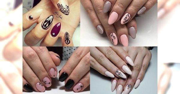 Nude manicure - wiecznie modny trend, który pokochały kobiety na całym świecie! TOP 32!