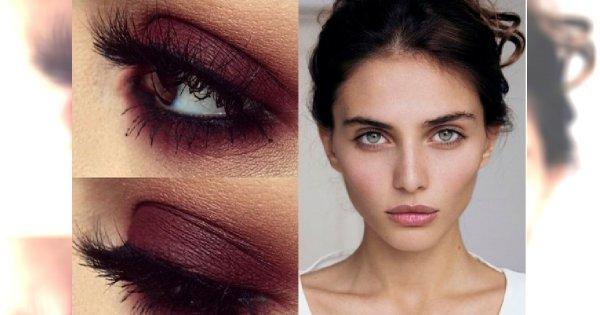 Makijaż na jesień 2018 - poznaj zaskakujące trendy! Tego nie masz w swojej kosmetyczce!