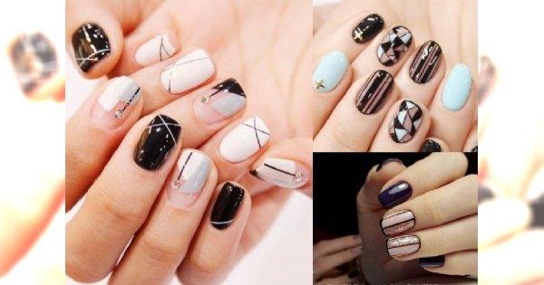 878d0304fb Nowoczesne wzory na stylizację paznokci - galeria dla kobiet
