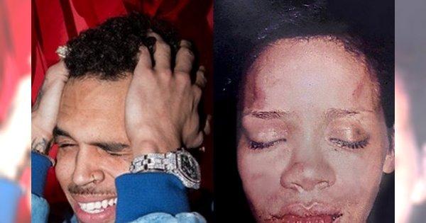 """Chris Brown o POBICIU Rihanny: """"Uderzyłem ją pięścią. Pluła krwią"""". Nie uwierzycie, co jeszcze zrobił...."""