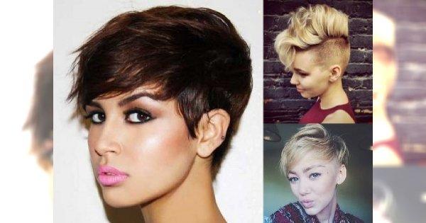 Krótkie cięcia włosów - stylowe, kobiece, nowoczesne fryzurki dla perfekcjonistek!