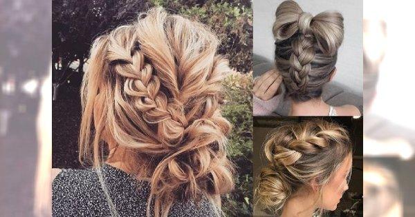 Uczesania, jak z najlepszych katalogów! 21 ekstra fryzurek dla długich i półdługich włosów!