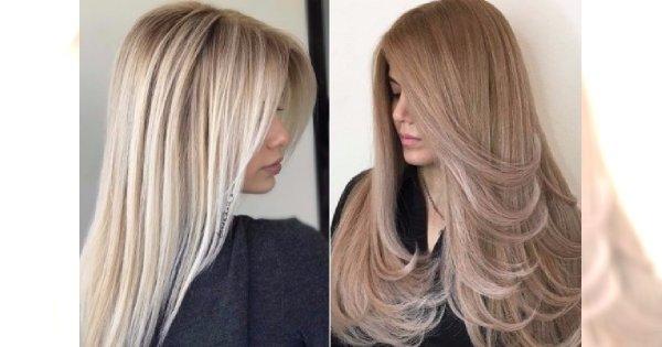 Najlepsza Fryzura Dla Długich Włosów Wycieniowana W