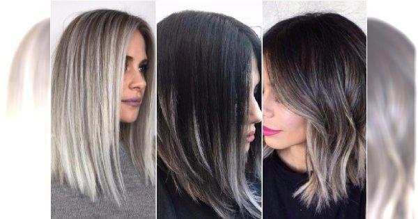 Kolory Włosów Idealne Na Zimę Wypróbuj Niebanalną Koloryzację