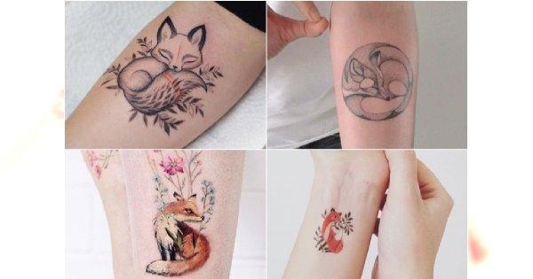 Lis Uwielbiany Motyw W świecie Tatuażu Najpiękniejsze Wzory Z Sieci