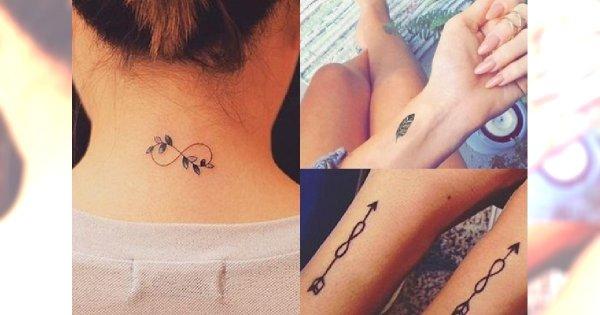 Małe Tatuaże Dla Kobiet Top 16 Propozycji Z Sieci