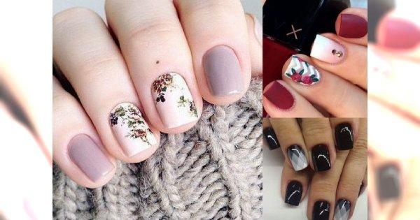 Manicure dla krótkich paznokci - 22 pomysły, które robią wrażenie