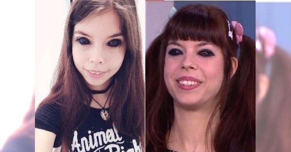 """Aleksandra Sadowska straciła wzrok przez tatuaż oczu. Teraz wystąpiła w """"DD TVN"""". """"Samego tatuażu nie żałuję"""""""