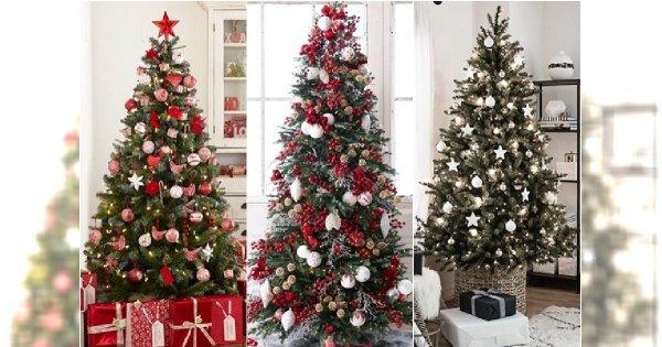 Jak modnie ubrać choinkę? 30 pomysłów na ciekawą dekorację świątecznego drzewka